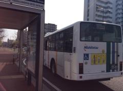 「国際会議場サンパレス前」バス停留所