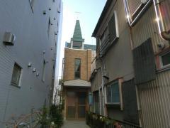 厚木上教会