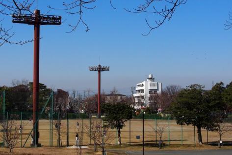 蛇池公園野球場(名古屋市西区)...