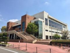 木曽川体育館
