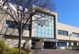 葛飾区総合スポーツセンター体育館