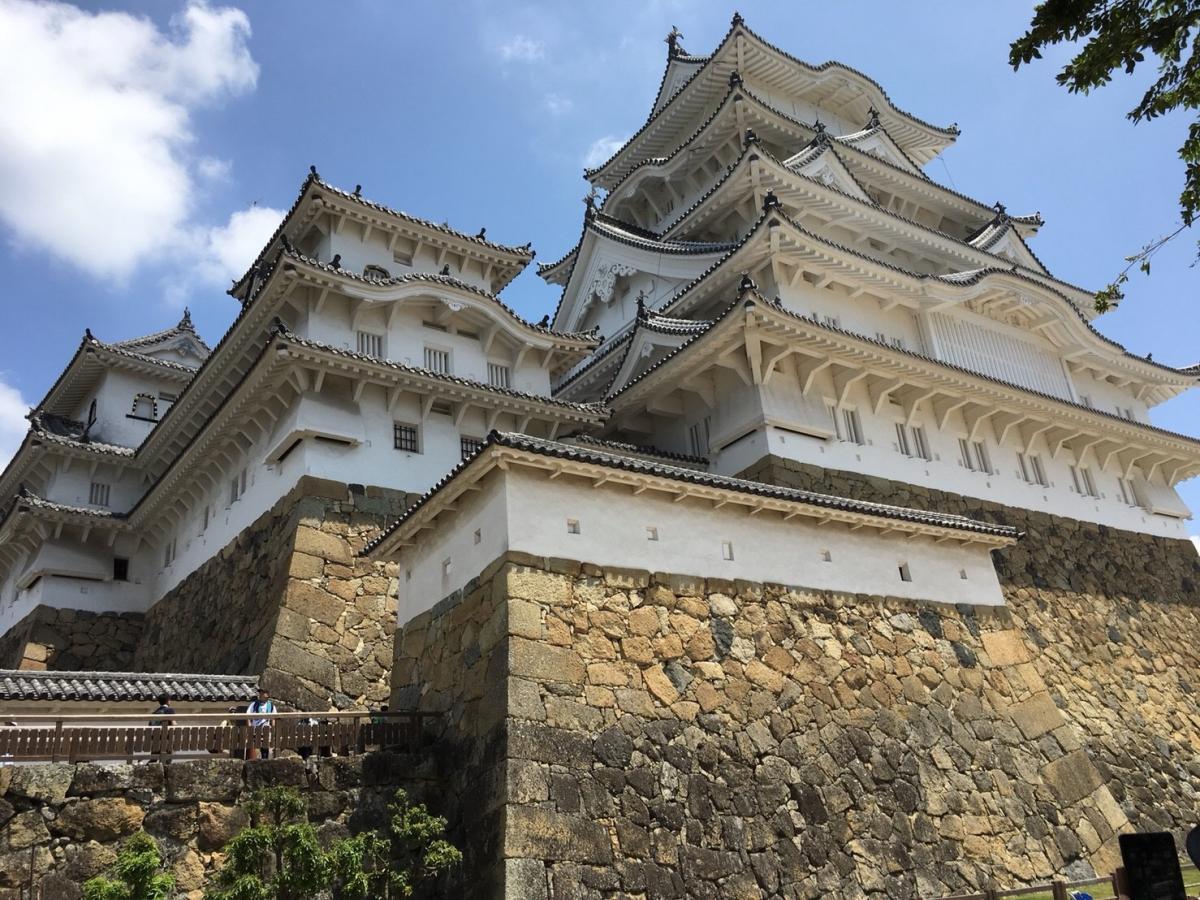 姫路城の施設写真です。