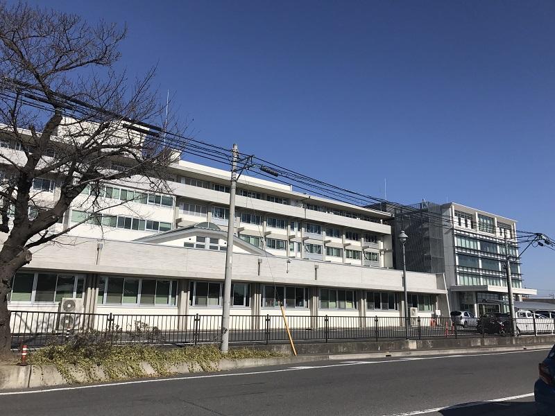 伊勢崎市役所