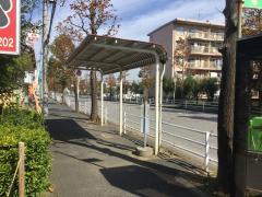 「菊間第六」バス停留所