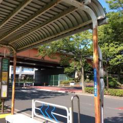 「小松川一丁目アパート前」バス停留所