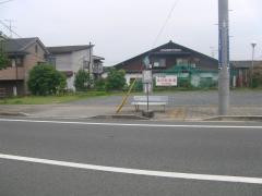 「北稜高校前」バス停留所