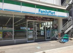 ファミリーマート高崎駅西口店