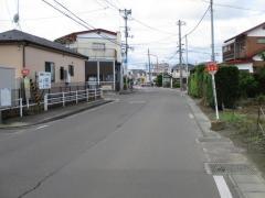 「東前田」バス停留所