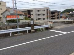 「沖新町入口」バス停留所