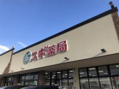 スギドラッグ高山駅西店