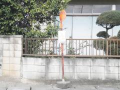 「東方五丁目」バス停留所