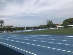 延岡市西階陸上競技場