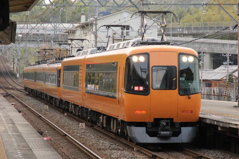 賢島行き特急電車