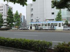 西川緑道公園駅