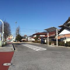 「長良川国際会議場前」バス停留所