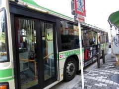 「地下鉄住之江公園」バス停留所