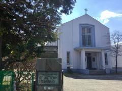 カトリック瀬田教会(三軒茶屋教会の分教会)