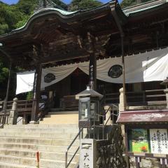 五剣山八栗寺(第85番札所)