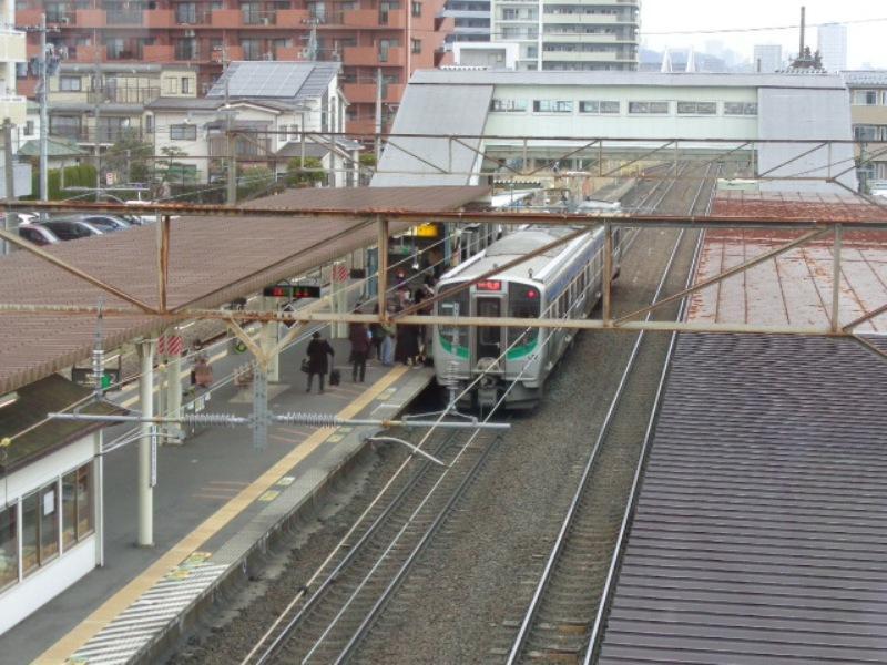 JR南仙台駅 南仙台駅(仙台市太...