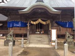 与止日女神社(河上神社)