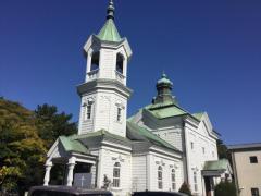 豊橋ハリストス正教会・聖使徒福音記者マトフェイ聖堂