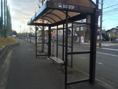 「光陵中学校前」バス停留所