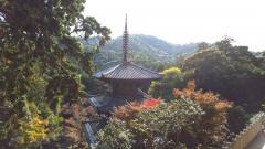 西国二十六番札所一乗寺