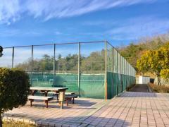 東公園テニスコート
