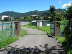 上田城跡公園陸上競技場