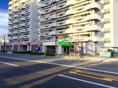 「浪速東二丁目」バス停留所