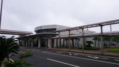種子島空港(コスモポート種子島)