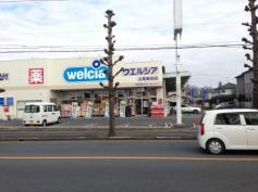 ウエルシア上尾春日店