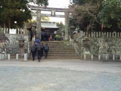 伊倉南北八幡宮