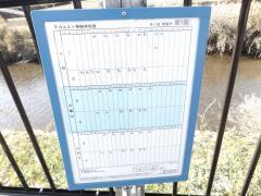 「井ノ田」バス停留所