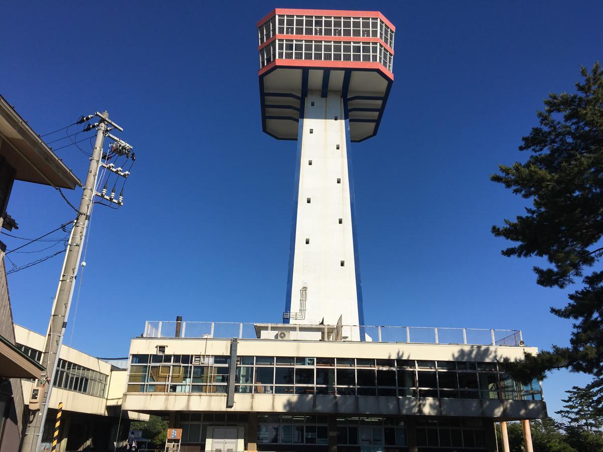 東尋坊タワー