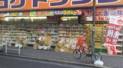 ダイコクドラッグ名古屋大須店