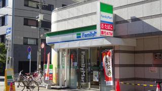 ファミリーマート名古屋栄一丁目店