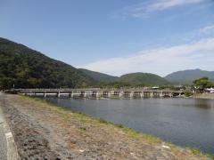 嵐山公園中ノ島地区