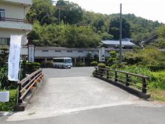 苫田温泉泉水