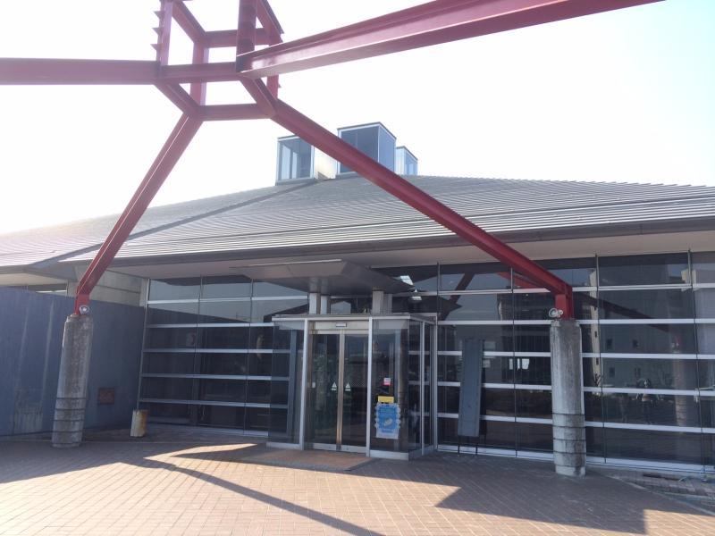 三豊市豊中町図書館