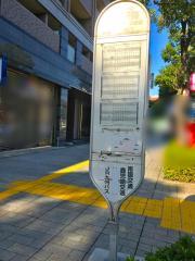 「市役所前(鹿児島市)」バス停留所
