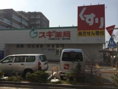 スギ薬局大田鵜の木店