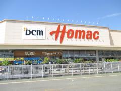 DCMホーマック元江別店