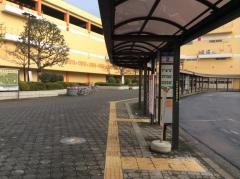「千城台駅」バス停留所