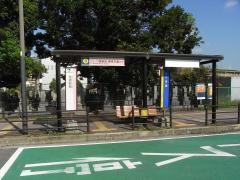 「JR住道」バス停留所