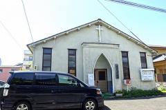 日本バプテスト連盟 徳島キリスト教会