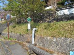 「川南」バス停留所