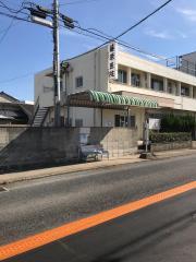 「西朝日町」バス停留所