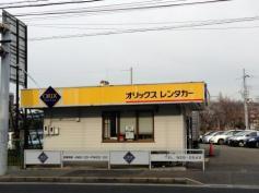 オリックスレンタカー西明石駅前店