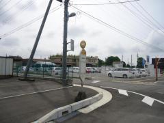 「武子十文字」バス停留所